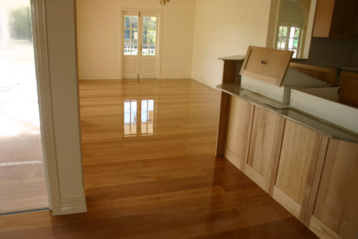 Clean Timber Floor